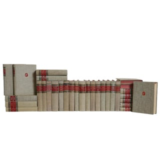 The Classic Club Book Set, (S/31) For Sale