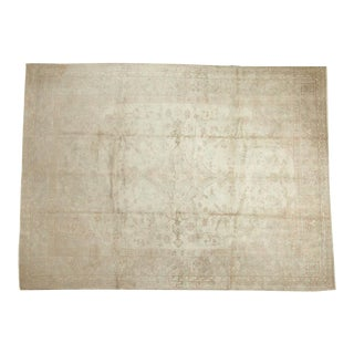 "Vintage Distressed Sivas Carpet - 8'2"" x 11'5"""