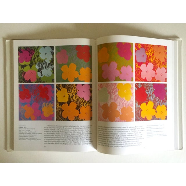 """""""Andy Warhol Commerce Into Art"""" Vintage 1990 1st Edition Hardcover Art Book For Sale - Image 5 of 11"""