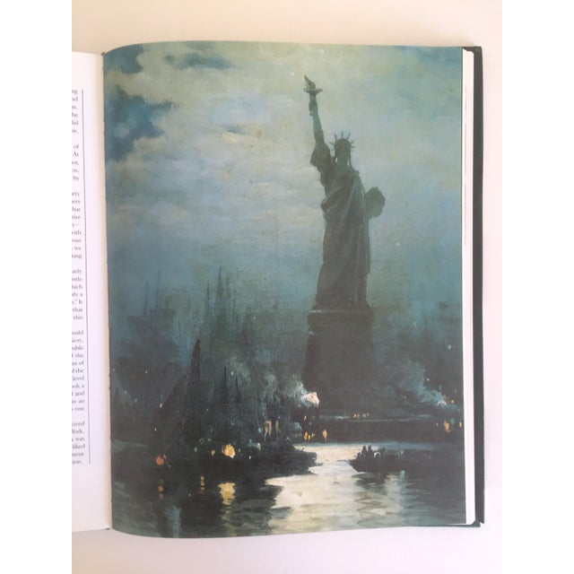 """ Statue of Liberty the 1st 100 Years "" Vintage 1985 Architecture Heritage Large Collector Book For Sale In New York - Image 6 of 11"