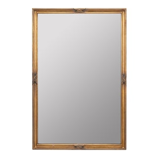 Phillipa Wall Mirror, Antique Gold For Sale