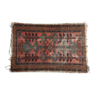 "Antique Lilihan Rug - 2'7"" x 4'"