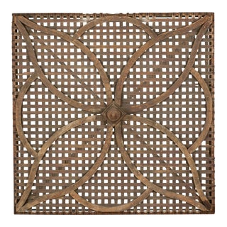 Lattice Architectural Element For Sale