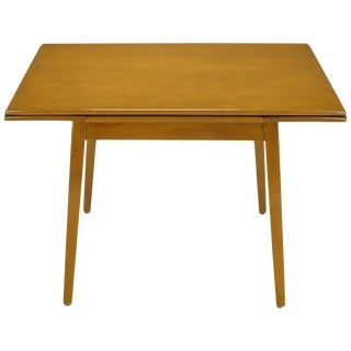 Jan Kuypers Birch Draw-Leaf Dining Table by Imperial of Canada For Sale