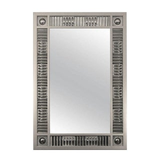 Modern Art Deco Mirror For Sale