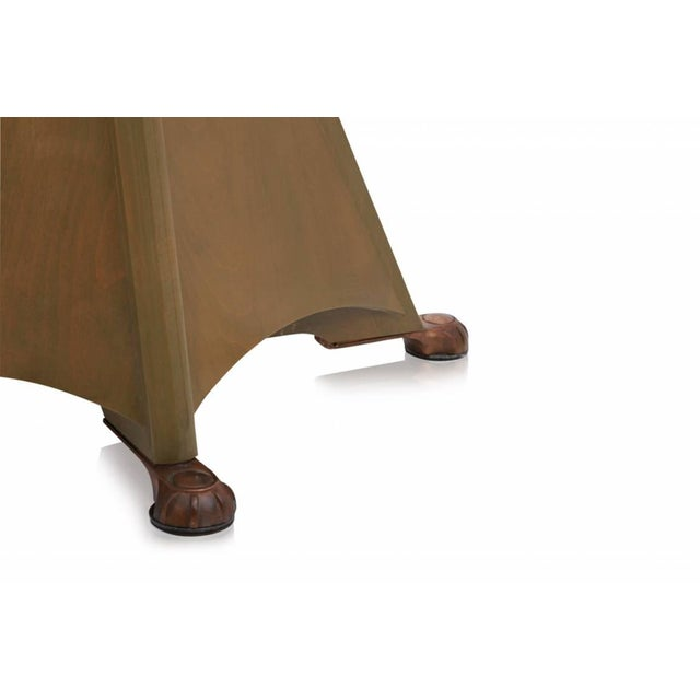 Bronze Oscar Tusquets Blanca Alada Dining Table For Sale - Image 7 of 9