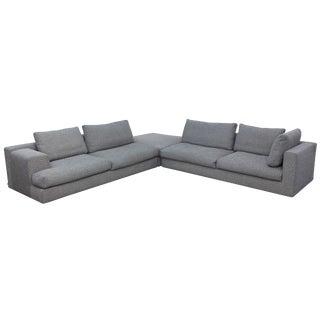 Cassina Miloe Modular Sofa by Piero Lissoni For Sale
