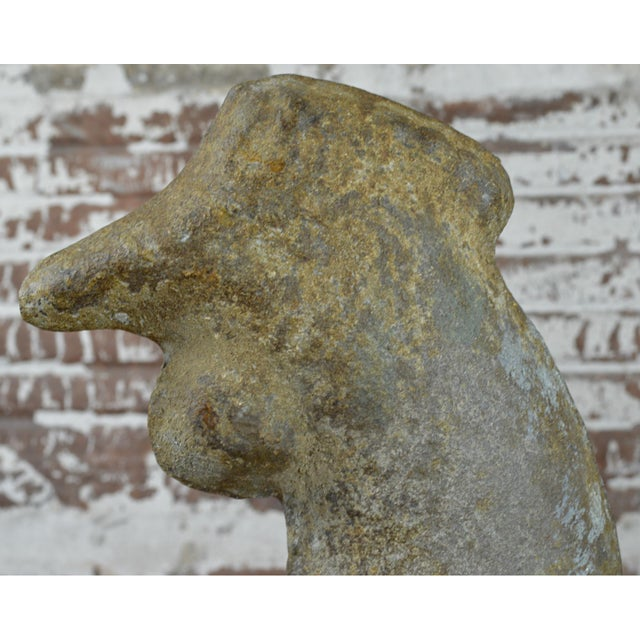 Early 20th Century 20th Century American Tole Rooster From Trade Sign For Sale - Image 5 of 12