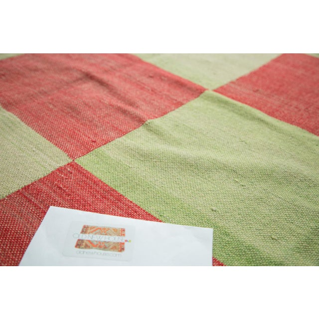 """Contemporary Patchwork Rug - 3'11"""" x 7'3"""" - Image 7 of 7"""
