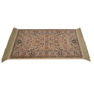 "Karastan Tabriz 2'6""x4'3"" Throw Rug (A) For Sale"
