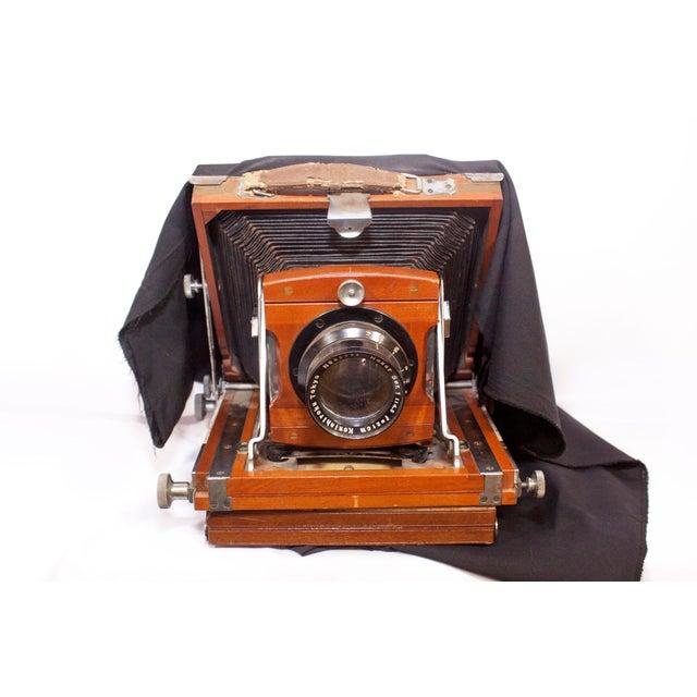 Vintage Konishiroku Tokyo Field Camera For Sale - Image 13 of 13