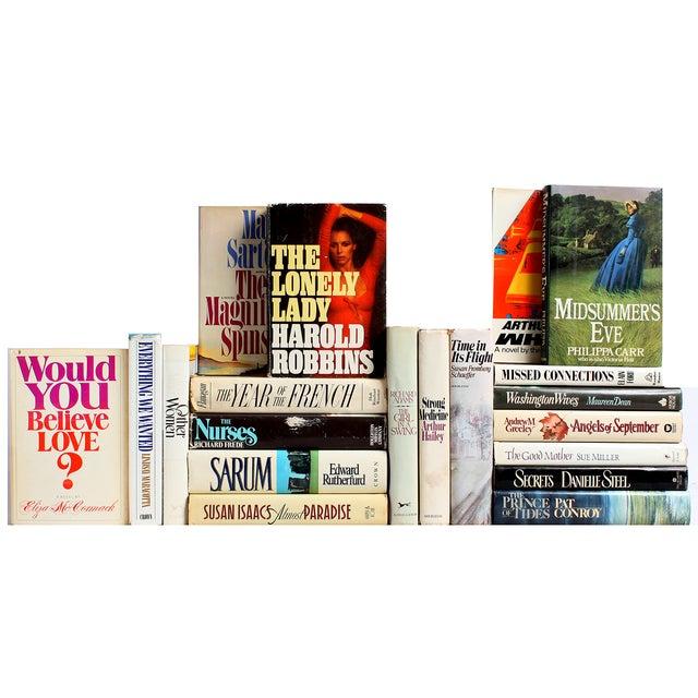 Vintage Modern Fiction Mix Books - Set of 20 - Image 1 of 2
