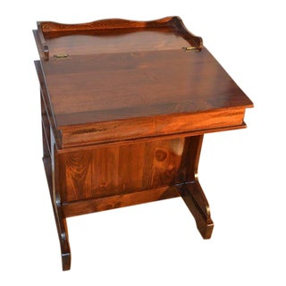 Captain's Writing Desk