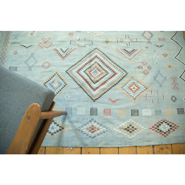 "New Kilim Carpet - 5'10"" x 9'3"" - Image 4 of 10"