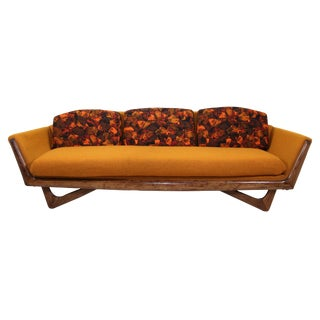 Adrian Pearsall Style Sofa by Prestige Furniture Company For Sale