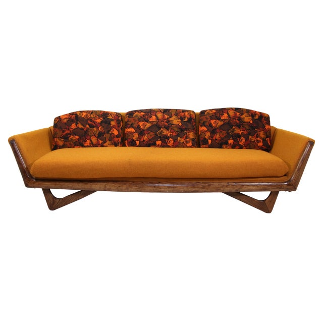 Adrian Pearsall Style Sofa by Prestige Furniture Company