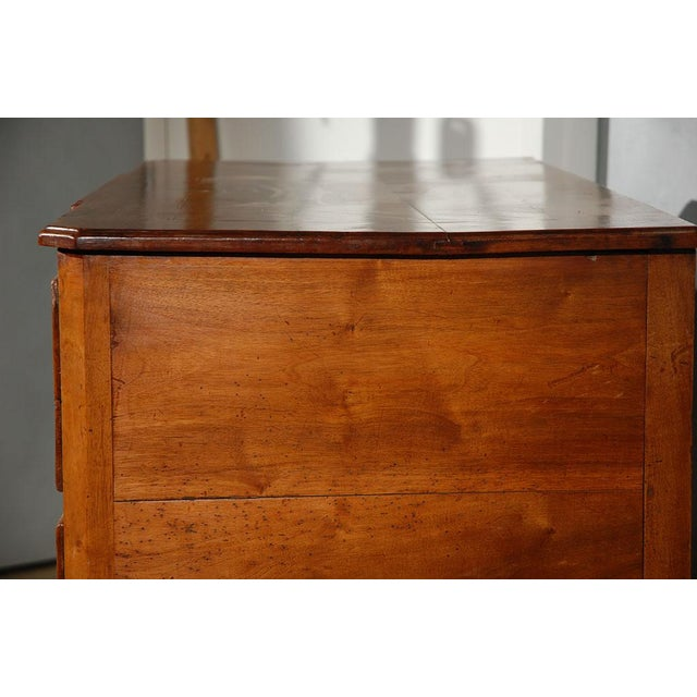Fruitwood Commode / Chest of Drawers For Sale In Los Angeles - Image 6 of 7