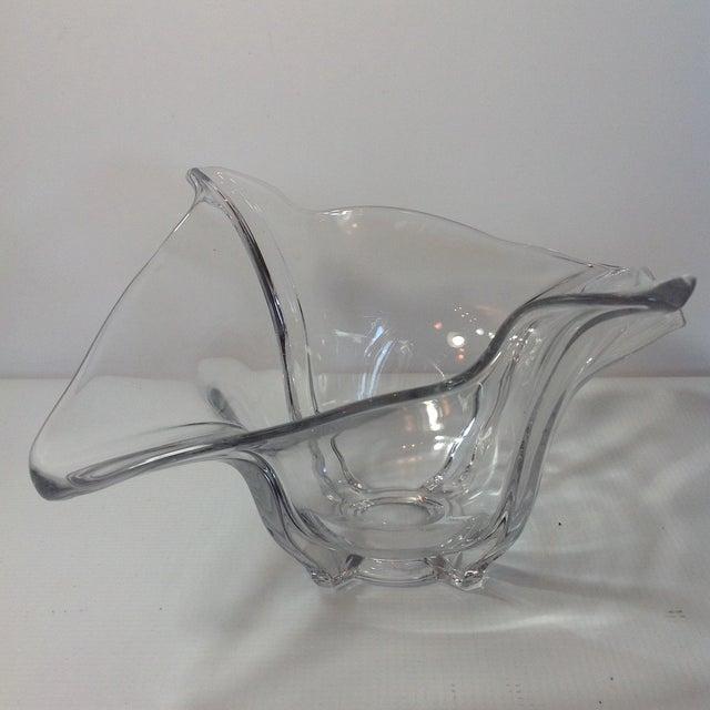 Steuben Grotesque Crystal Bowl - Image 5 of 6