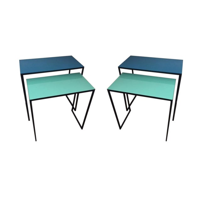 CB2 Nesting Tables Pair - Set of Two - Image 1 of 4