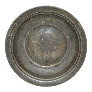Antique Copper Bowl For Sale