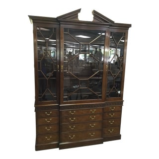 2 Piece China Cabinet For Sale