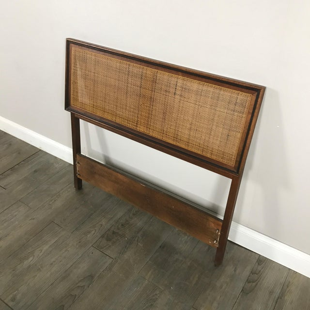 Midcentury Modern Twin Bed Frame - Image 4 of 6