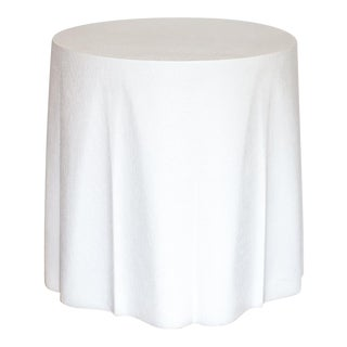 Made Goods Kipton Draped Table For Sale