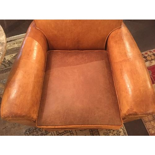 Mid Century Modern Italian Club Chair, C.1940, Sold as a Pair For Sale In Nashville - Image 6 of 10