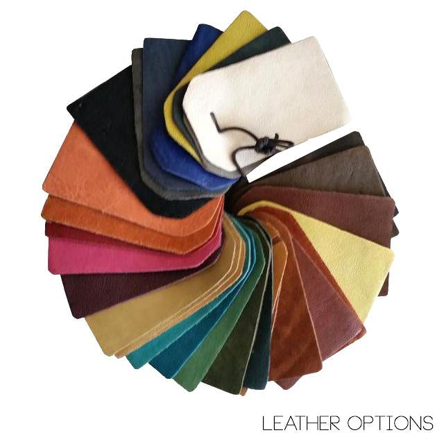 """Animal Skin Custom to Order """"The Color Hues"""" Collection Leather Chair For Sale - Image 7 of 9"""