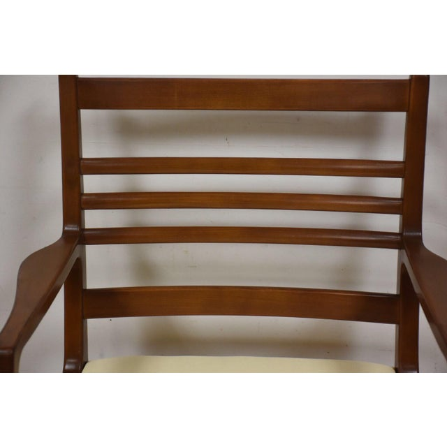 Rway White Dining Chairs - Set of 8 For Sale In Boston - Image 6 of 10