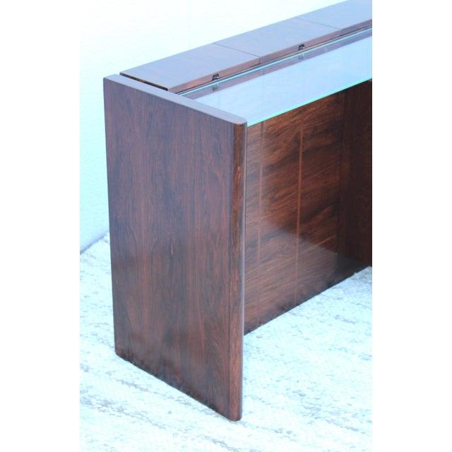 Gilbert Rohde for Herman Miller Rosewood Vanity For Sale - Image 12 of 13