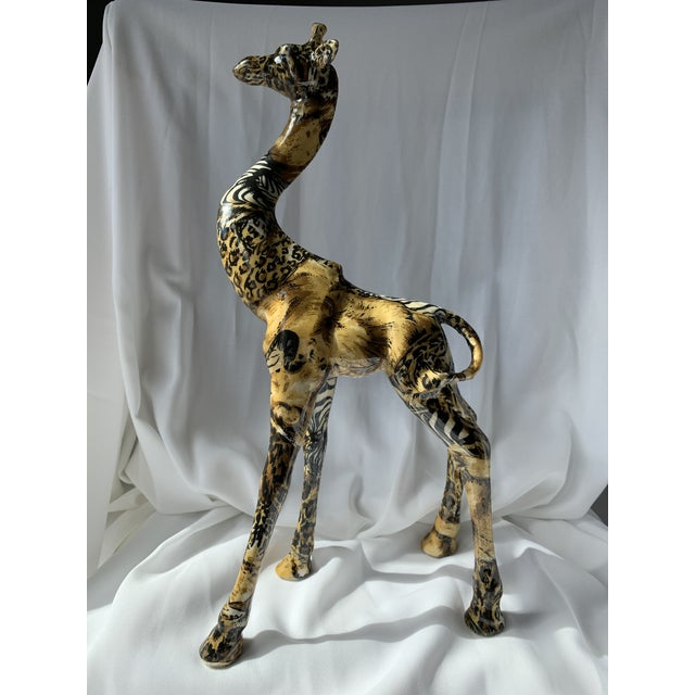 Art Deco Giraffe For Sale In Washington DC - Image 6 of 6