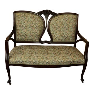 Antique French Style Loveseat