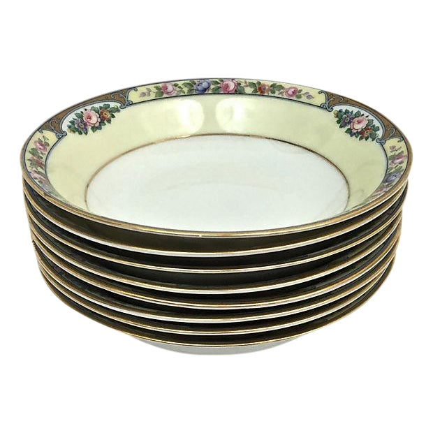 Bavaria Low Bowls - Set of 8 - Image 1 of 7