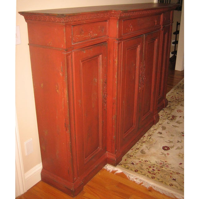 Habersham Sideboard Dry Bar For Sale - Image 5 of 6