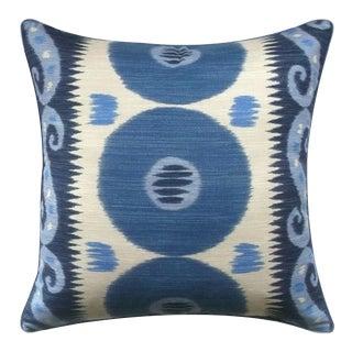Lee Jofa Emir Ikat Accent Pillow