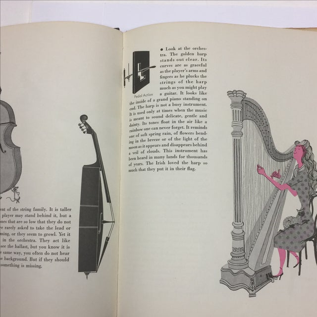 What Makes an Orchestra 1951 Jan Balet For Sale - Image 7 of 10