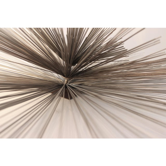Mid-Century Modern Curtis Jere Pom Pom Wall Sculpture For Sale - Image 3 of 11