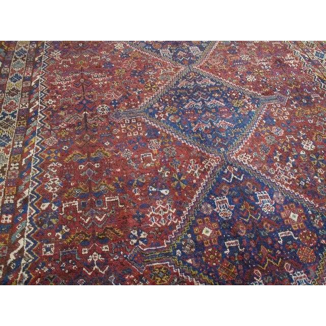 """Shiraz """"Birds"""" Carpet For Sale - Image 4 of 10"""