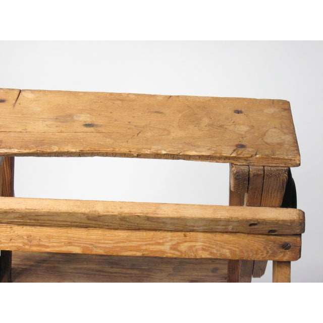 19th C. Hatherley Step Ladder For Sale In New York - Image 6 of 8