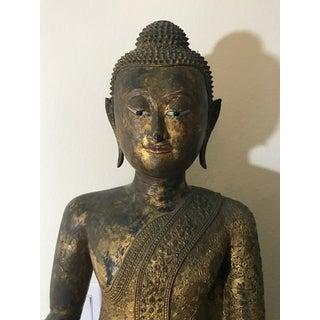 Thai Gilt Rattanokosin Buddha Preview