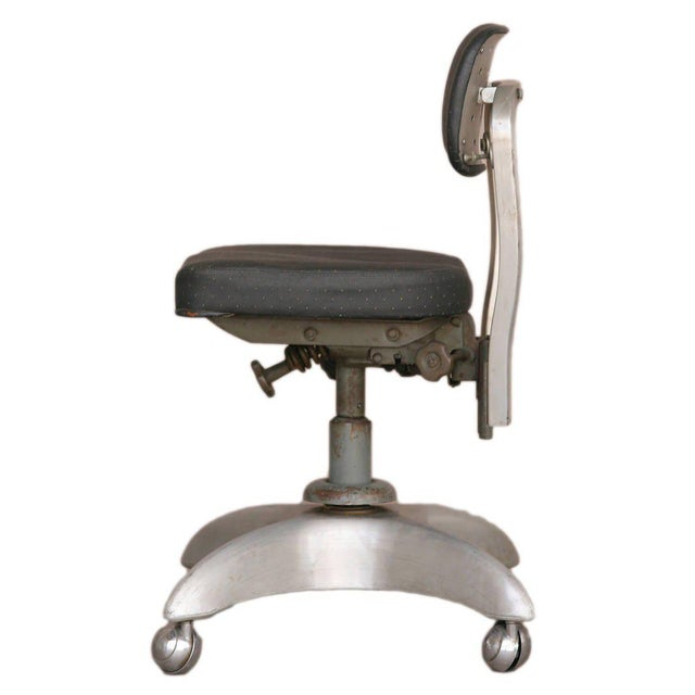 Industrial Tanker Office Chair by Good Form - Image 3 of 8