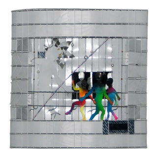 Jamie Grace Davis Aluminum Wall Scupture For Sale