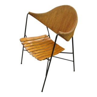 Vintage Arthur Umanoff Lounge Chair For Sale