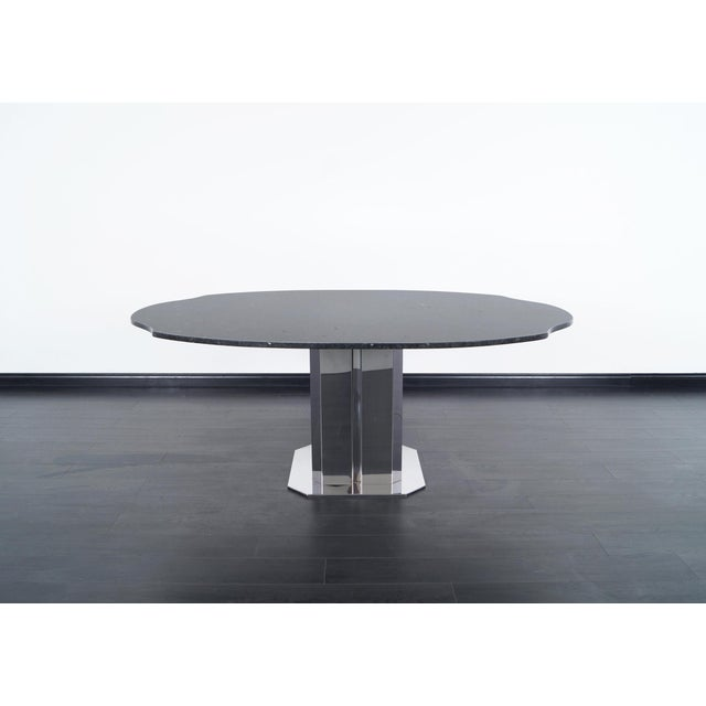 1960s Exceptional Italian Dining Table For Sale - Image 5 of 8