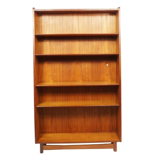 1950's Danish Teak Bookshelf - Image 1 of 4