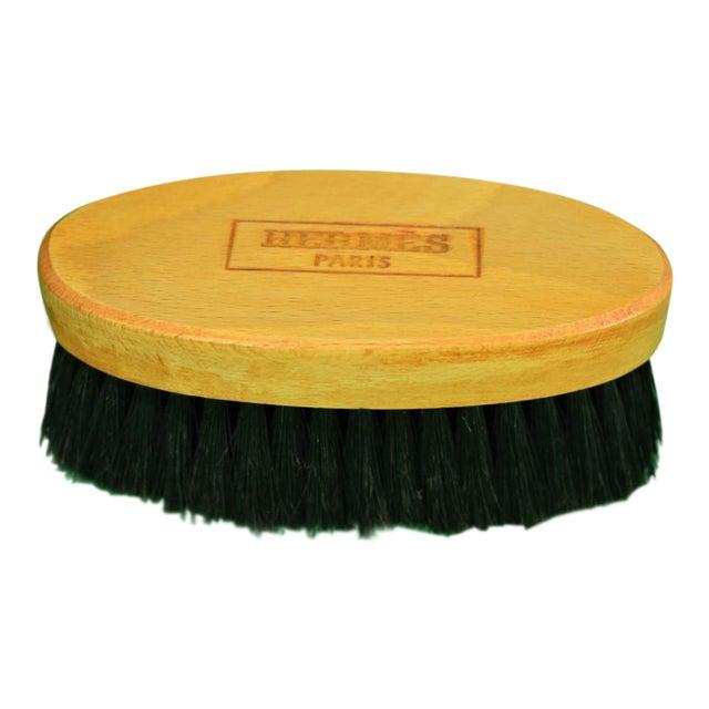 Hermes Horse Bristle Brush For Sale