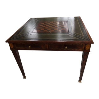 Maitland-Smith Game Table For Sale