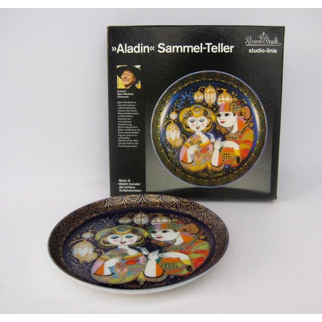 "Bjorn Wiinblad for Rosenthal Studio-Linie ""Aladin"" Series For Sale - Image 9 of 13"
