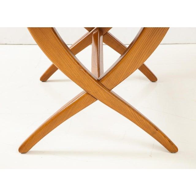 Guglielmo Pecorini Extension Dining Table For Sale - Image 11 of 13